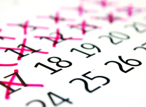 Coronavirus wrecks show calendar
