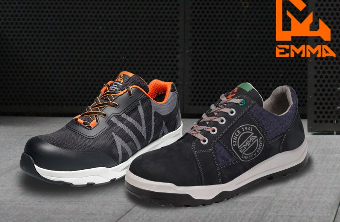 Safety footwear that creates a positive footprint