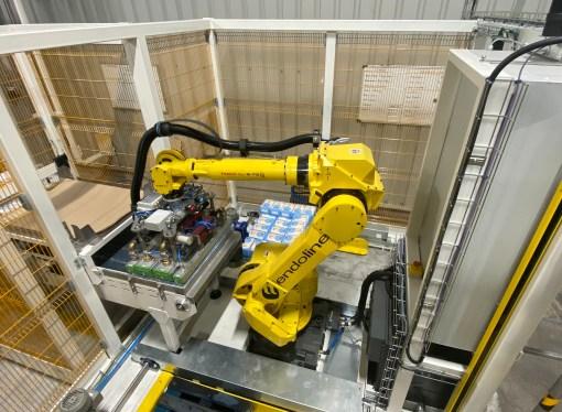 Robotic innovation reaps rewards