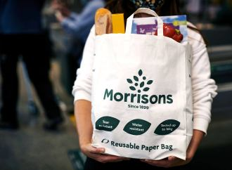 Morrisons to banish plastic