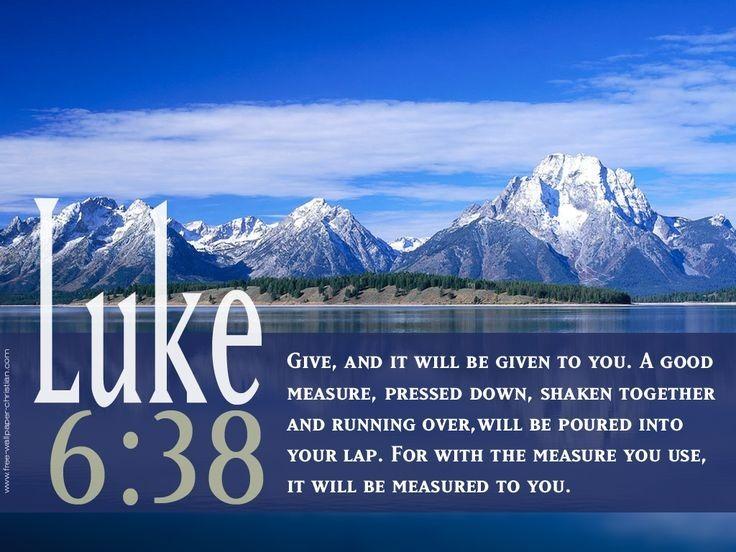 Image result for free photo of Luke 6: 27-38