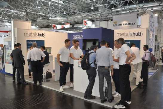 Metalshub grows in 2019 to 100 million euro platform turnover