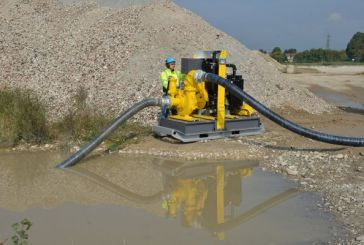 Consider it pumped with Atlas Copco's centrifugal dewatering surface pump solutions