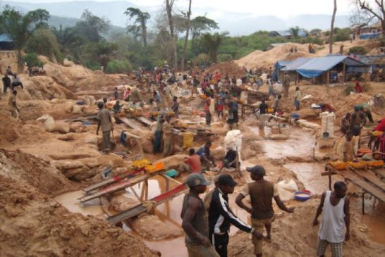 DRC takes steps towards formalizing ASM