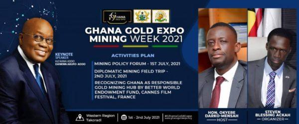 Ghana Mining Week opens in Takoradi
