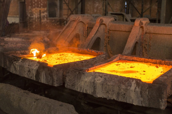 Global copper smelting eases nickel pig iron jumps