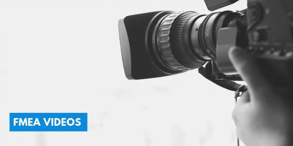 FMEA Videos
