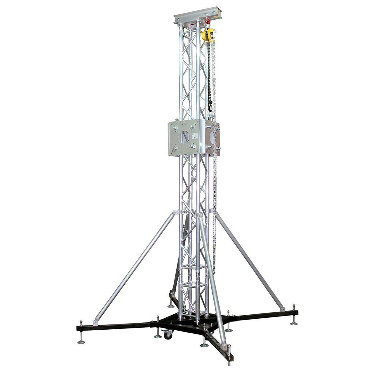 Auvi Truss Tower Stage Roofing System