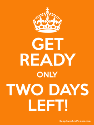 2 days until our 8th Annual Conference