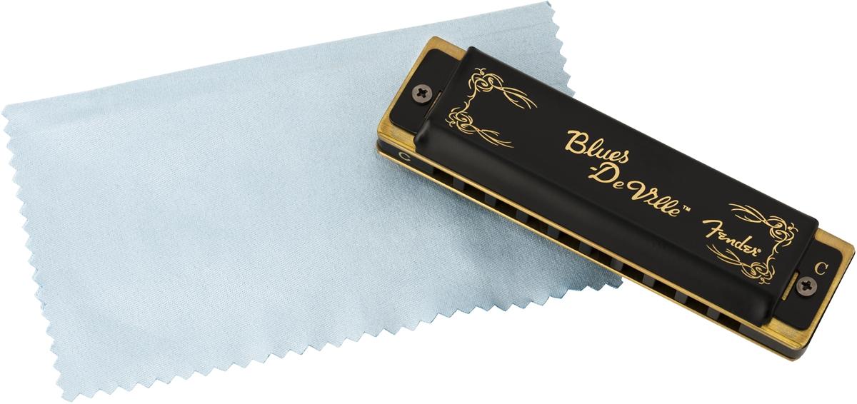 Fender Blues Deville Harmonicas