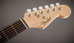 """Win this Fender Standard Stratacoustic, Strat® neck with """"C"""" profile"""