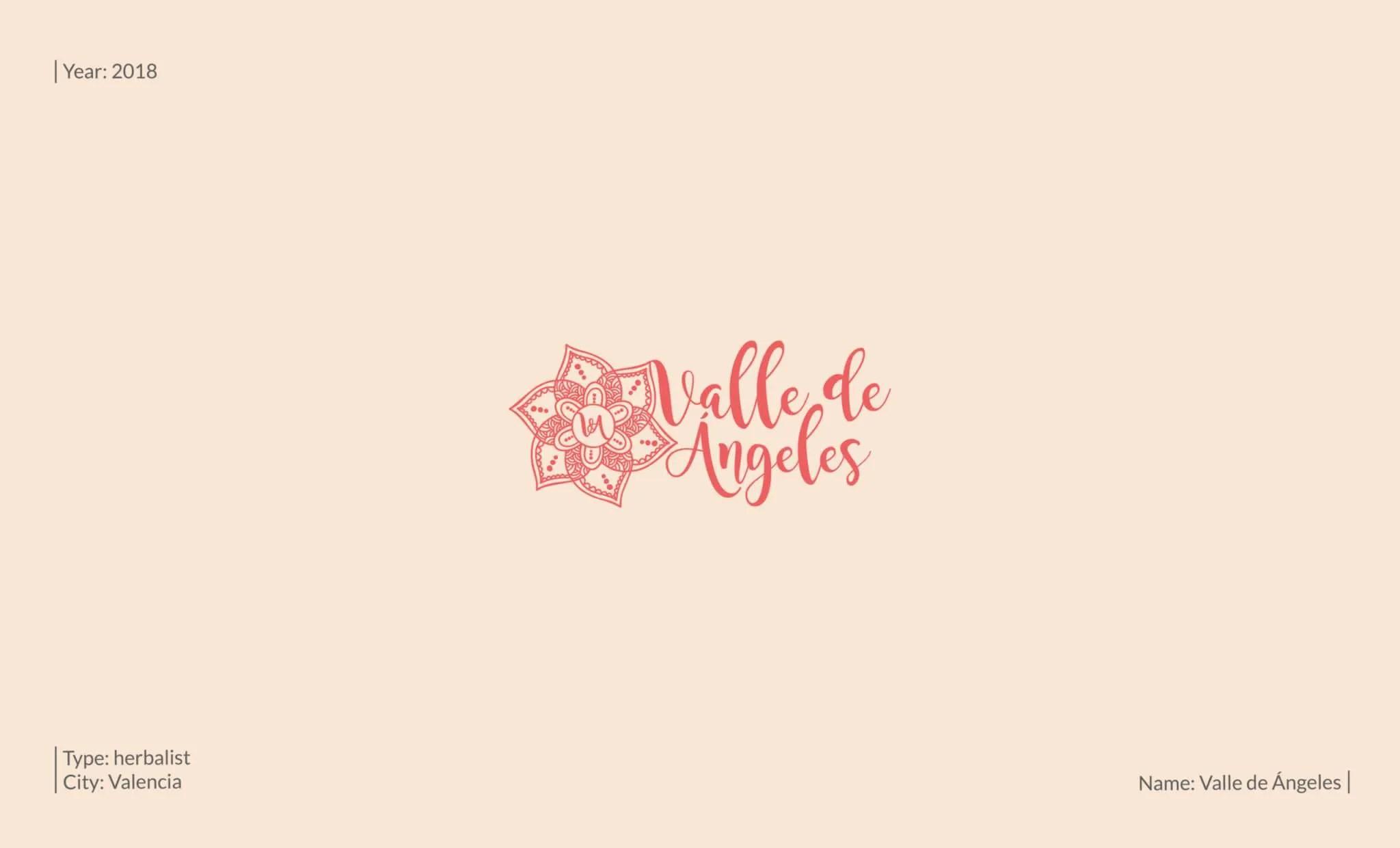 logos collecction Valle de Ángeles