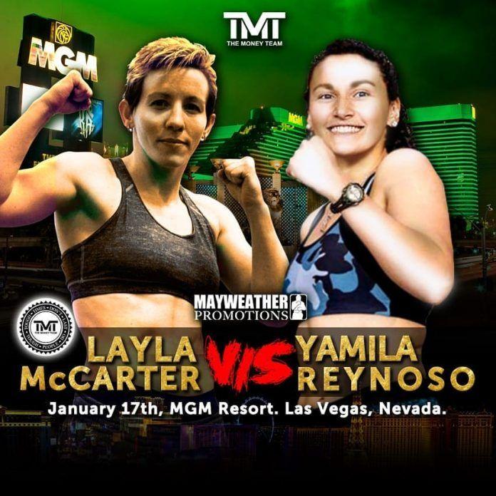 BOX| Yamila Reynoso peleará en las Vegas Nevada
