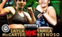 BOX  Yamila Reynoso peleará en las Vegas Nevada