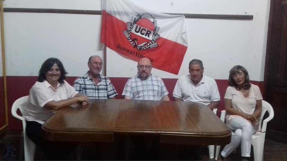 """Claudia Esain """"Campana anuncio su precandidatura nos resta a nosotros para decidir la postura del radicalismo"""""""