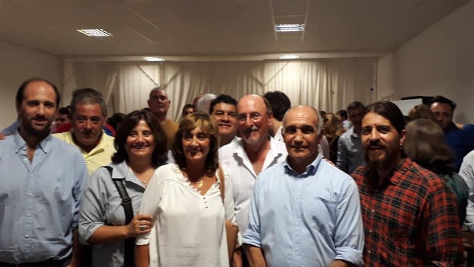 Salvador encabezó encuentro del radicalismo,radicales Villeguenses participaron del encuentro
