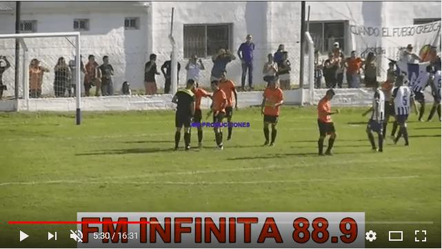 Fútbol liga GV|El CAA puso la 5ta en el Raul Malbrán,resultados de la fecha