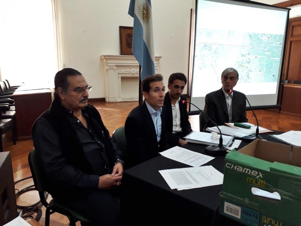 Se realizó Audiencia Pública del ENRE en Gral Villegas