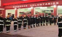 Gral Villegas| Toque de sirena el 2 de Junio Día del Bombero Voluntario