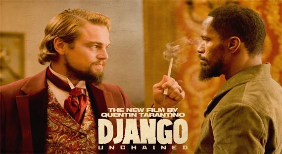 Django Unchained Pelicula