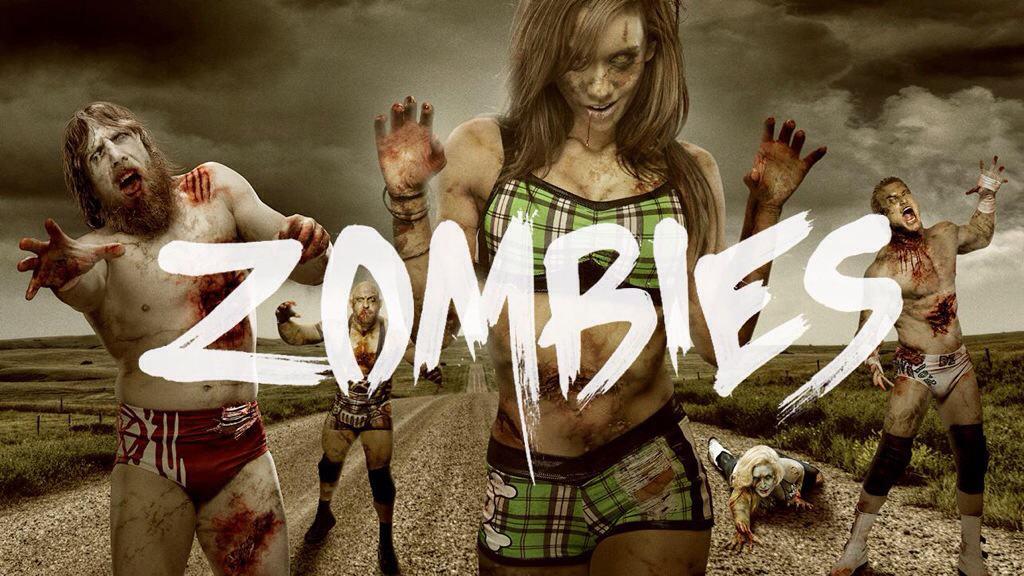 Los Chinos el Ébola y los zombies