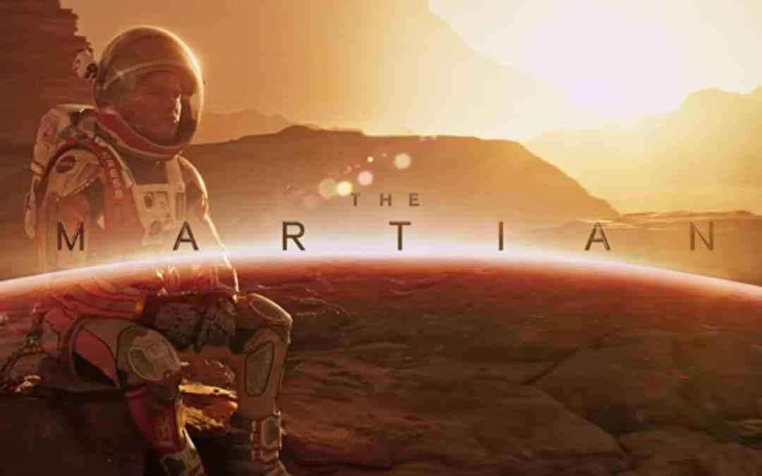 The Martian, la ciencia ficción aun respira