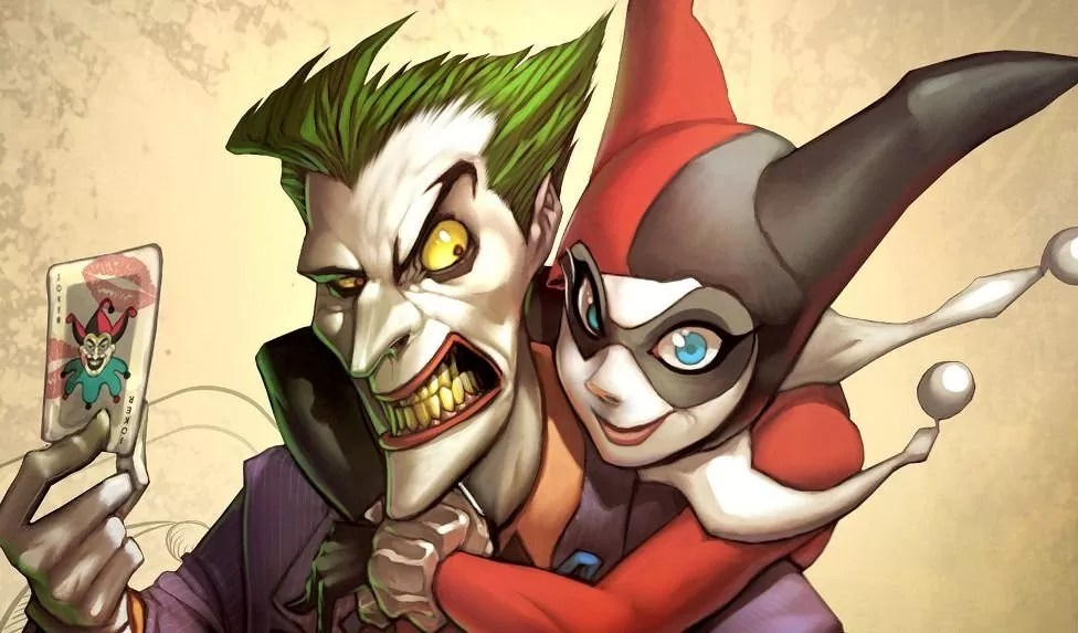 Harley Quinn, la historia simple