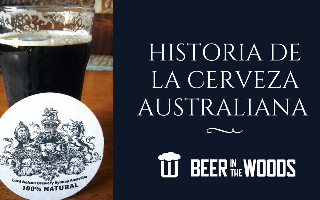 HISTORIA DE LA CERVEZA AUSTRALIANA