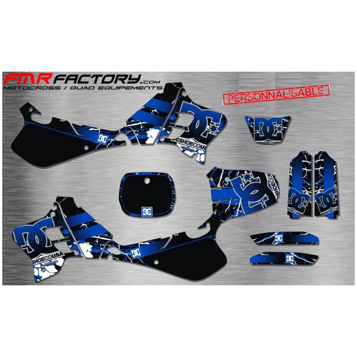 kit deco 125 yz et 250 93 95 dc shoes