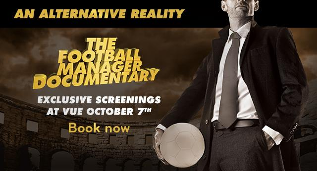 The Football Manager Documentary