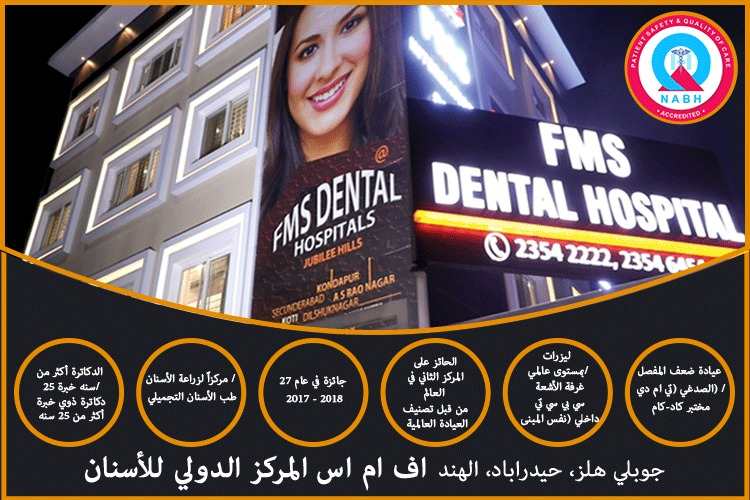 FMS Dental all awards
