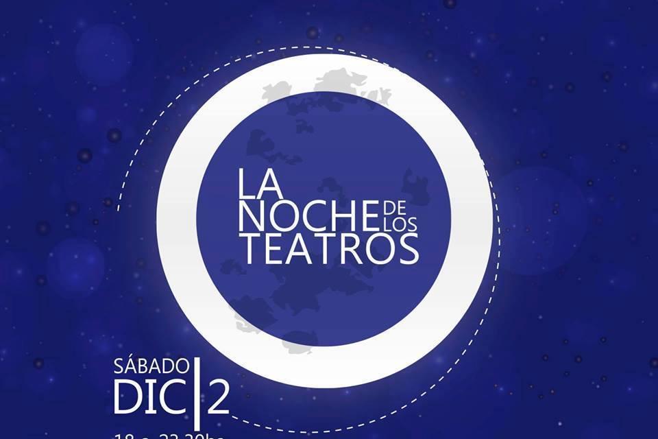 Se viene la tercera edición de «La Noche de los Teatros»