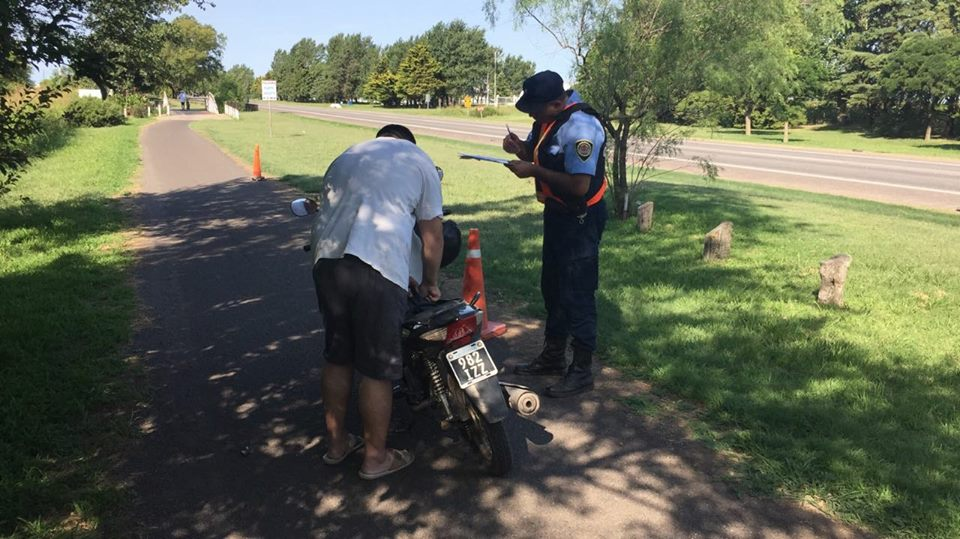 Secuestro de motovehículos