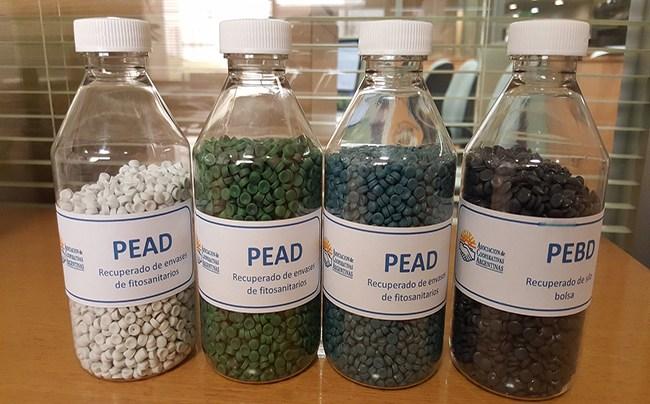 El primer millón de kilogramos de plástico usado en el campo ingresó a la Planta de Reciclaje de A.C.A.