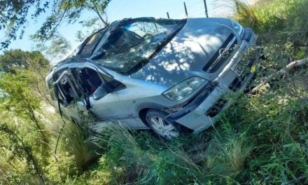 Gigena- Accidente fatal