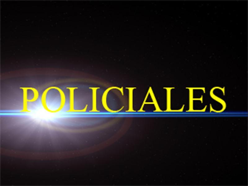 INFORME POLICIAL DEL FIN DE SEMANA LARGO