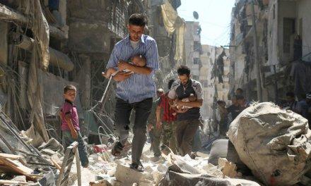 El cabrerense Mario Rufer, habló sobre el conflicto de Siria