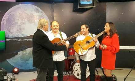 «Los de Cabrera» llevaron su canto a Buenos Aires