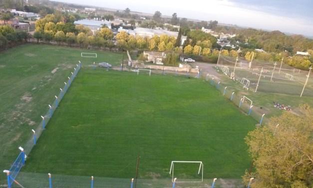 Inaugurará nueva cancha la subcomisión de Fútbol de Ateneo Vecinos
