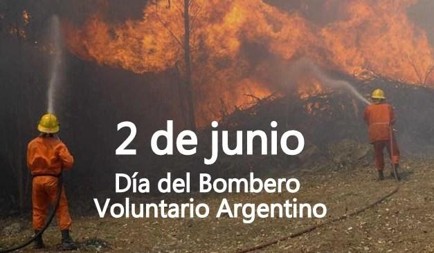 Bomberos Voluntarios celebra su día