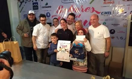 Ganadores 2018 de la galleta de maní