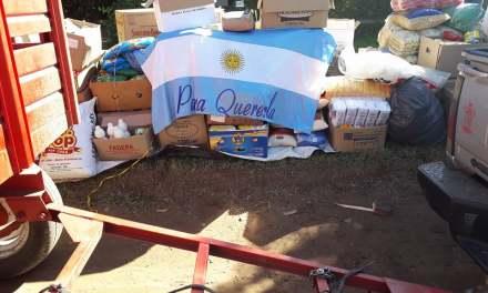 ESTE VIERNES 6 DE JULIO CABRERA SOLIDARIA VIAJA CON DONACIONES