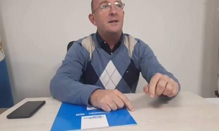 GENERAL CABRERA   CONFERENCIA DE PRENSA: OBRAS