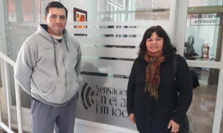 ALDO SALUSSO ASUME SEGUNDO PERÍODO EN BARRIO ARGENTINO