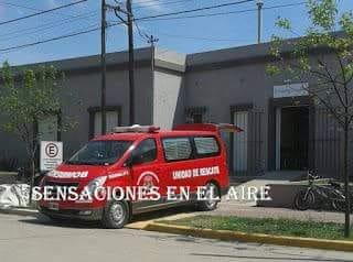 TRANSPORTISTA CAYÓ DEL ACOPLADO DEL CAMIÓN
