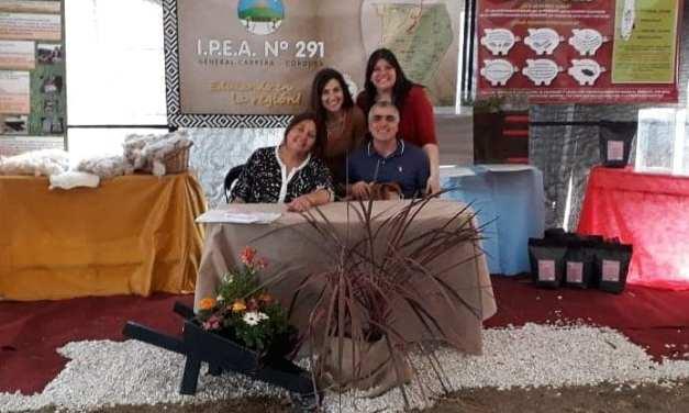 El IPEA 291 en la Exposición Rural de Río Cuarto