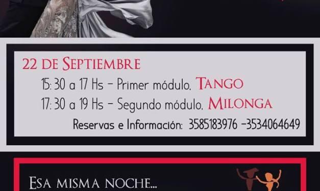 Seminario Intensivo de Tango y Milonga