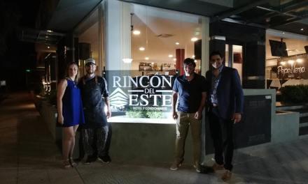 General Deheza inauguró Rincón del Este