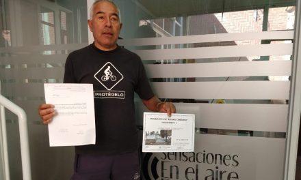 Cabrera Solidaria no para