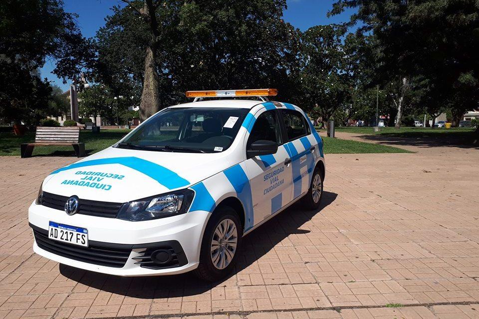 Cabrera tiene móvil de seguridad vial ciudadana